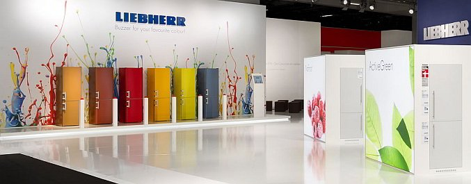 Концепт Liebherr ColourLine на IFA 2014